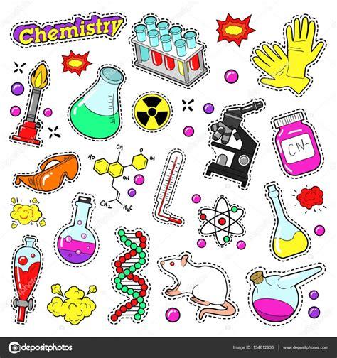 jual sketchbook pro chemistry doodle stock vector image chemistry doodle