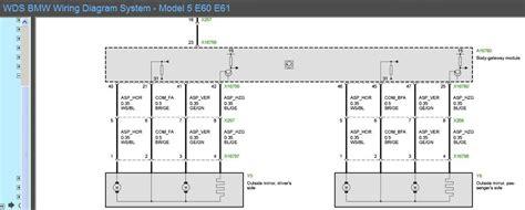 bmw e46 wing mirror wiring diagram 34 wiring diagram