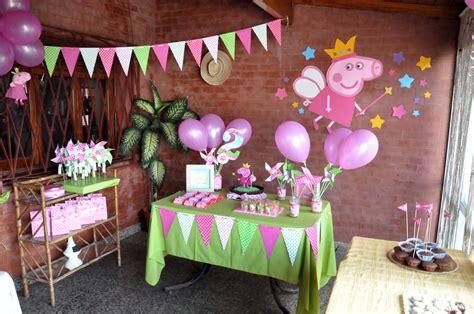 decoracion cumpleanos decoracion cumplea os peppa pig cebril