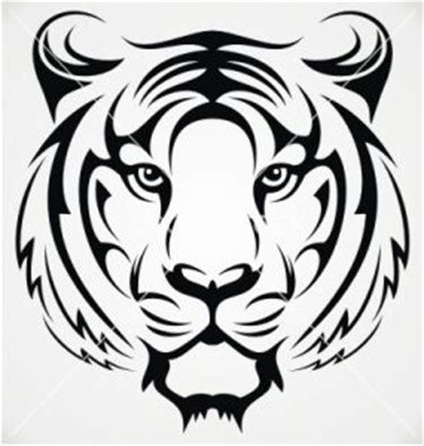 tigres plantillas dibujos pictures to pin on pinterest