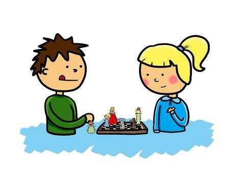 imagenes niños jugando ajedrez dibujos para libro de ajedrez para ni 241 os