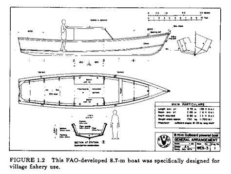 displacement fishing boat plans september 2016 a jke