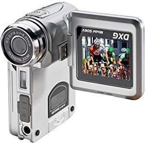 Dxg Release 5 Megapixel Camcorder Dxg 506v In Four Colours Including Black Natch dxg dxg 506v 5 1 megapixel multi functional