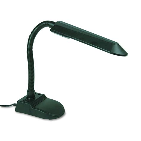 advantus fluorescent gooseneck desk l each model l516mb
