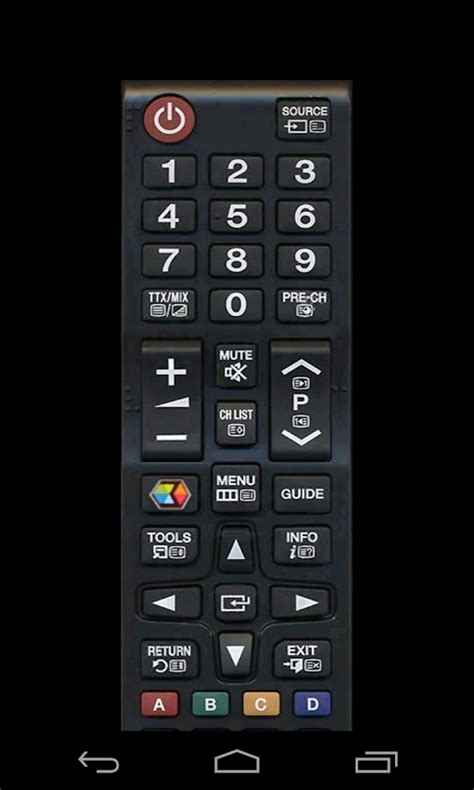 tv samsung remote android apps on play
