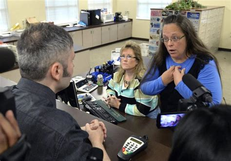 Rowan County Clerk Of Court Records Ky Clerk In Marriage Fracas Married 4 Times Records Ny Daily News