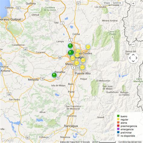 Calendario Restriccion Con Sello Verde Intendencia Decreta Alerta Ambiental Para Santiago Este 8