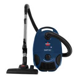 Eco Steam Carpet Cleaning Easy Vac Bagged Canister Vacuum 4122d