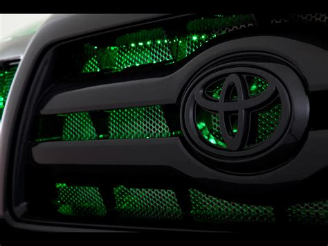 2009 Toyota Tacoma Grill 2009 Toyota Tacoma Atg Grille 1920x1440 Wallpaper
