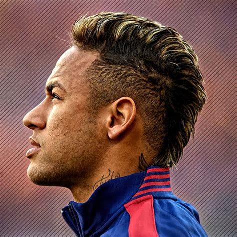 Neymar Hairstyle by Neymar Haircut