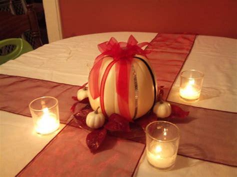 pumpkin wedding centerpieces mini pumpkin centerpiece weddingbee photo gallery