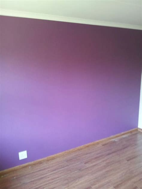 need help with purple walls in bedrooms