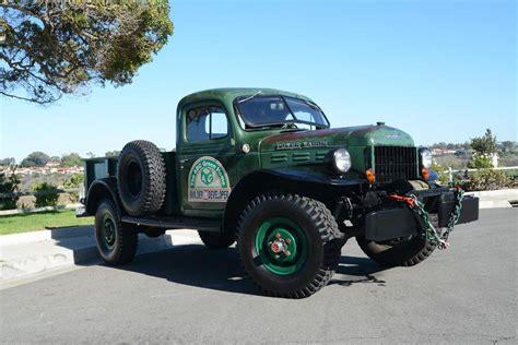 powerwagon for sale 1950 dodge power wagon for sale 1823025 hemmings motor news