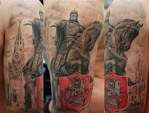 slavic inspired tattoo designs slavorum