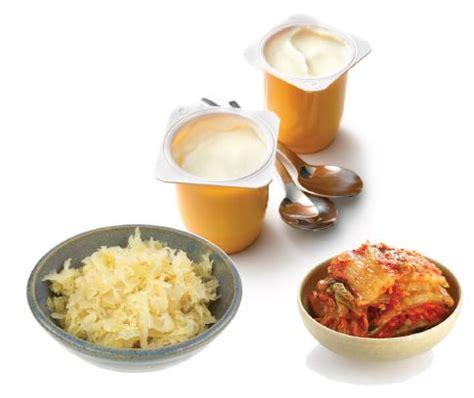food with probiotics healthy gt