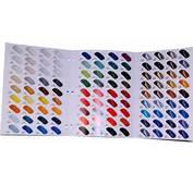 Auto Paint Color Chart Acrylic Enamel Urethane 2015