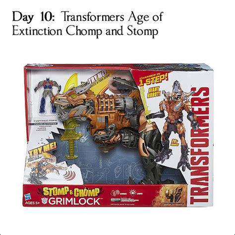 Toys R Us Transformers Sweepstakes - toys r us 15 day toy giveaway