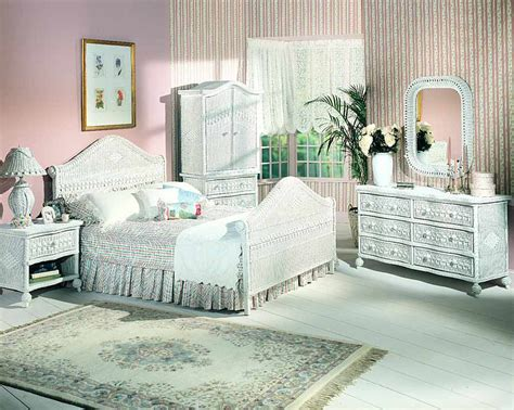 white wicker bedroom set beautiful popular western bedroom furniture for hall