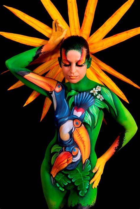 design by humans brasil jasmin walsh body painter brasil