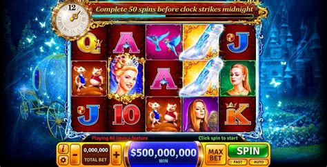 Free Coins For House Of Slots by Cinderella The Amazing Slots House Of