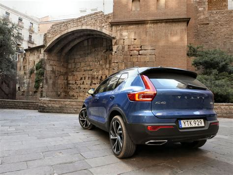 Volvo 2019 Xc40 Review by 2019 Volvo Xc40 Review And Drive Swedespeed