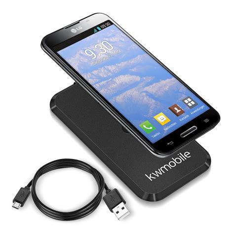 Original Lg Wireless Charging Qi Optimus G Pro E985 Black kwmobile wireless charging station for lg optimus g pro black qi power ebay