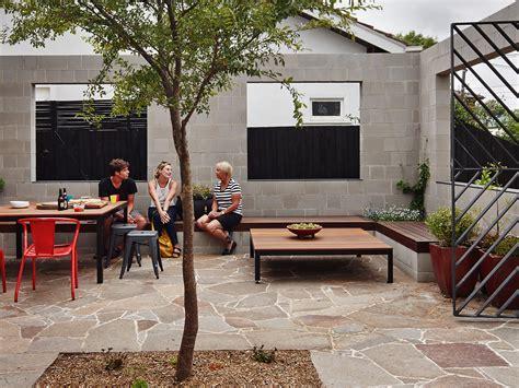 crazy backyard ideas garden ideas with porphyry crazy paving eco outdoor