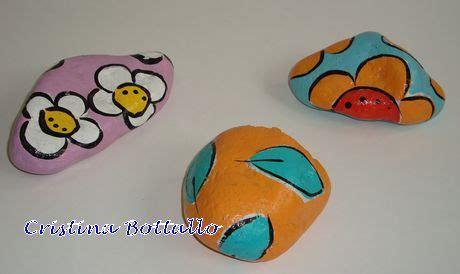 decoração de jardim pedras pintadas pedras pintadas cristina bottallo