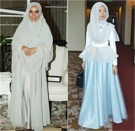 Blouse Wanita Merilis 4 desainer busana muslim yang merilis koleksi baju pengantin syar i