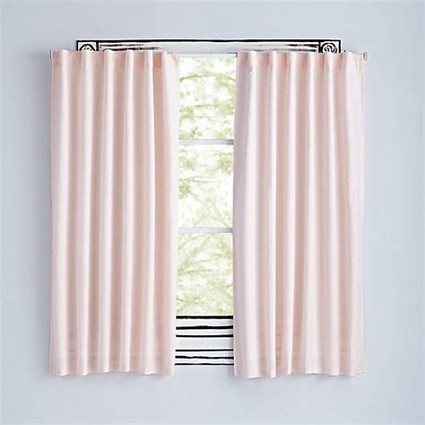Pale Pink Curtains Light Pink Curtains Www Imgkid The Image Kid Has It