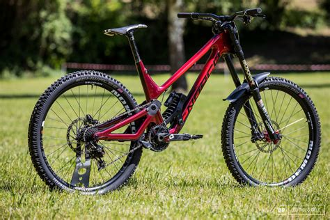 best dh bikes norco s new dh bike lourdes world cup dh 2017 pinkbike