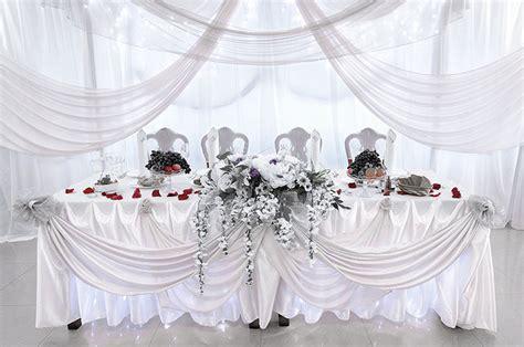 decoration mur salle de mariage