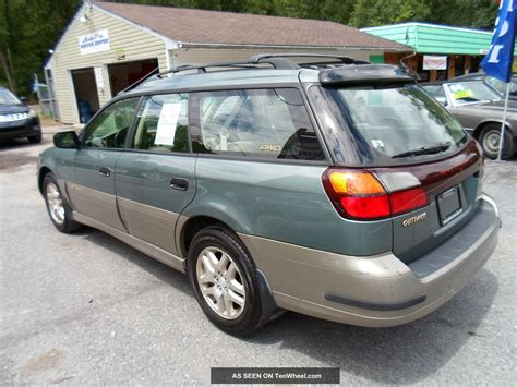Subaru Outback 2001 by 2001 Subaru Outback 28 Pictures About 2001 Subaru