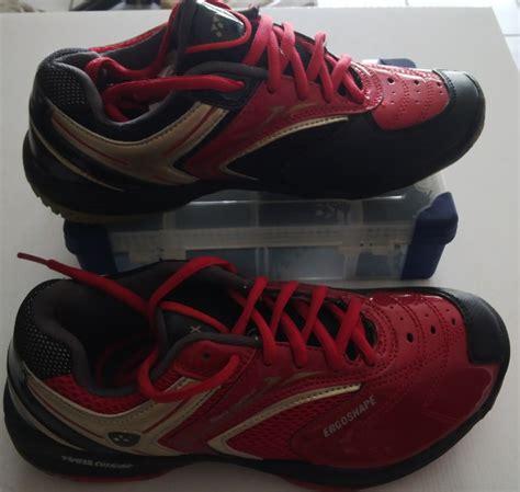 Sepatu Badminton Rs Series 612 jual perlengkapan olahraga bulutangkis badminton