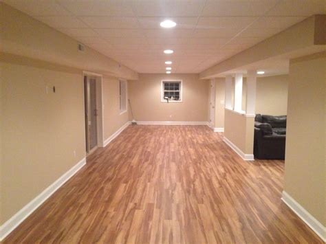 Smartcore Flooring   Basement Makeover Home