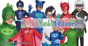 pj masks costumes pj masks halloween costumes halloween costumes 2016 costume