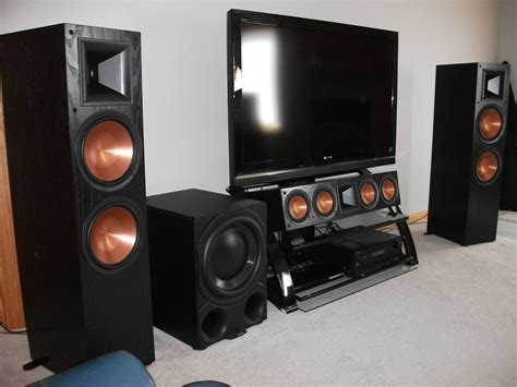 Home Theater Alus Ii rf 7ii owners thread home theater the klipsch audio community