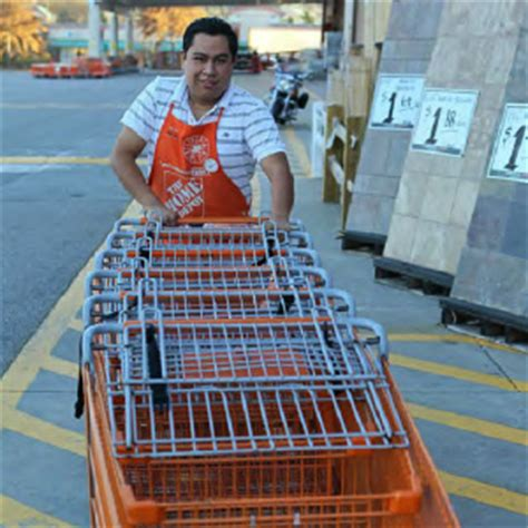 what does a lot associate do at home depot hello ross