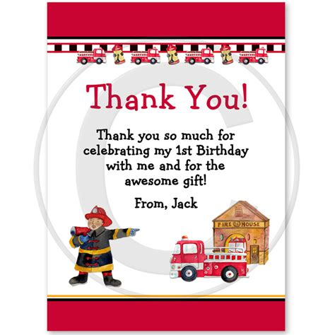 printable thank you cards for firefighters firefighter birthday quotes quotesgram