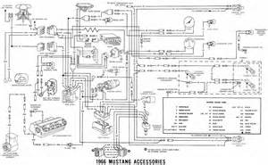 accessories electrical wiring diagrams of 1966 ford mustang all about wiring diagrams