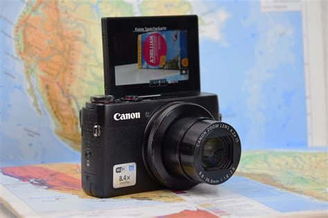 Kamera Sony G7x canon powershot g7x testbericht advance your style