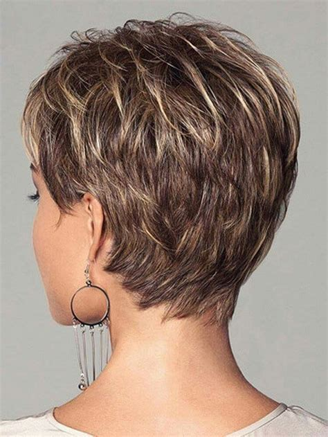 backs of short hairstyles for women over 50 image result for the back of the short pixie haircuts for