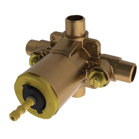 Pressure Balancing Valve For Shower by Toto Single Pressure Balance Shower Valve Tsptm