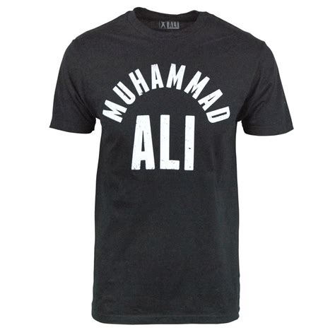 T Shirt Muhammad retro muhammad ali t shirt black buy menswear from