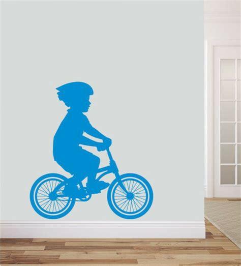 Fahrrad Sticker Kinder by Kinderzimmer Wandtattoos Ideen Und Tolle Beispiele