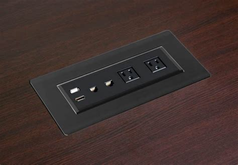conference table power outlets conference table power module outlet charger
