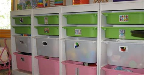 Kids Playrooms by Trofast Storage System Ikea Hacks And Saves Pinterest