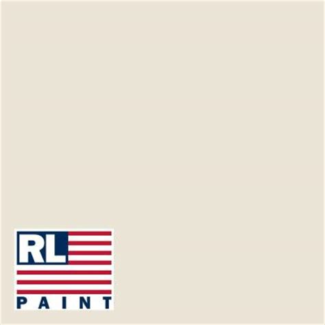 ralph 1 gal edwardian linen eggshell interior paint rl1039e the home depot