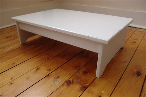 bedside step stool high bed bedside step stool 16 x 24 long 7 tall or
