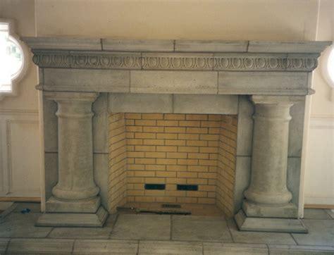 Precast Fireplace by Un 313 Precast Fireplace Brick Firebox Walton Sons